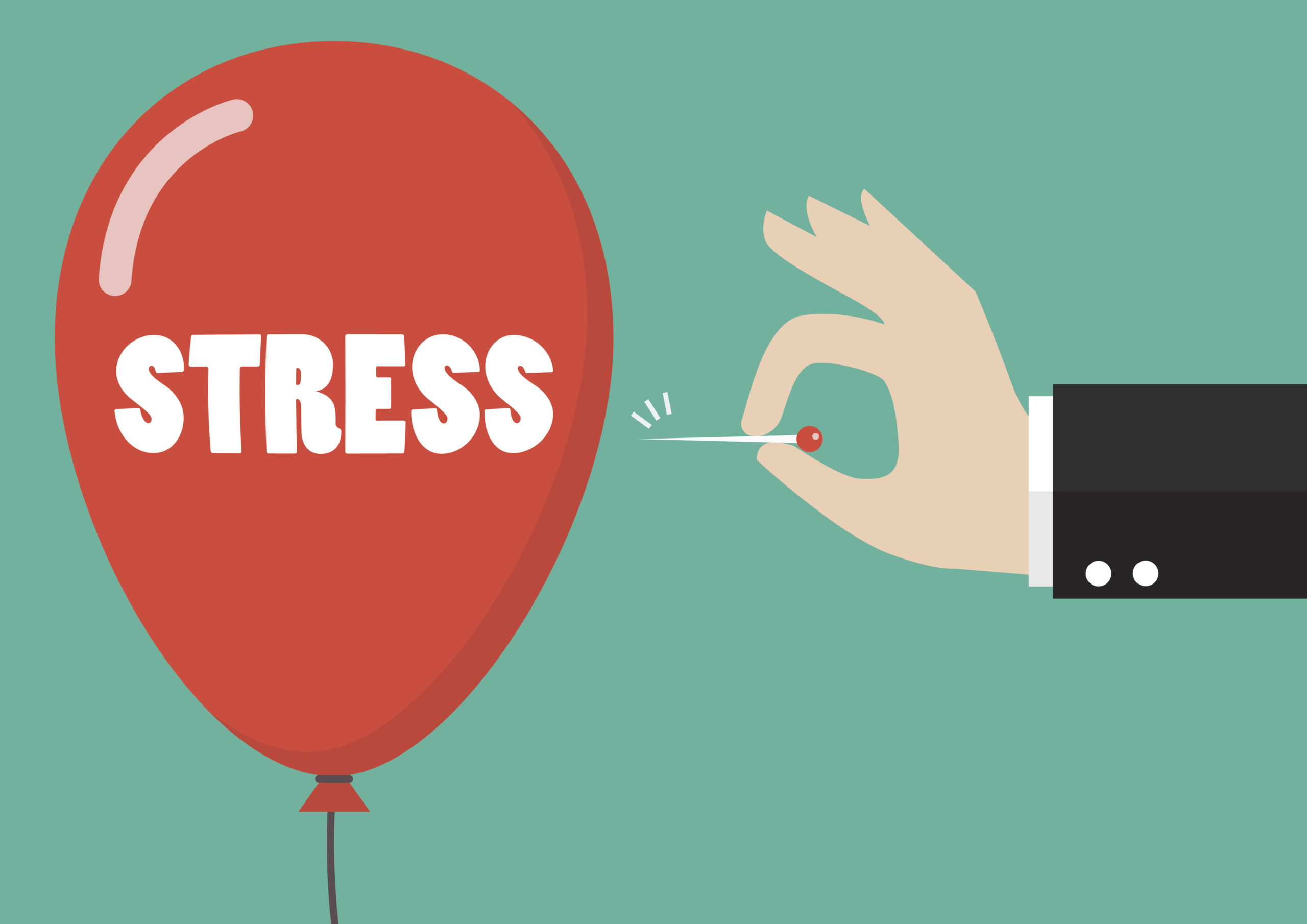The Link Between Stress And Weight Loss