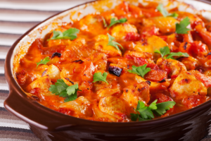 Chicken Casserole Motivation Recipe
