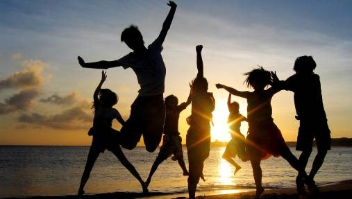 How to Stay Young by Having Fun!