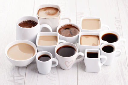 Coffee Mornings and Losing Weight