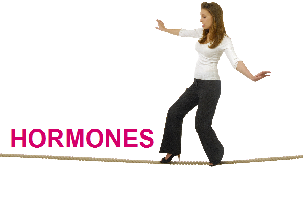 WOMEN….WHO'S IN CHARGE? YOU OR YOUR HORMONES?