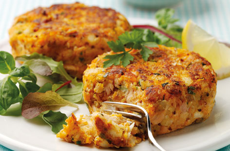 SPICY TUNA FISH CAKES
