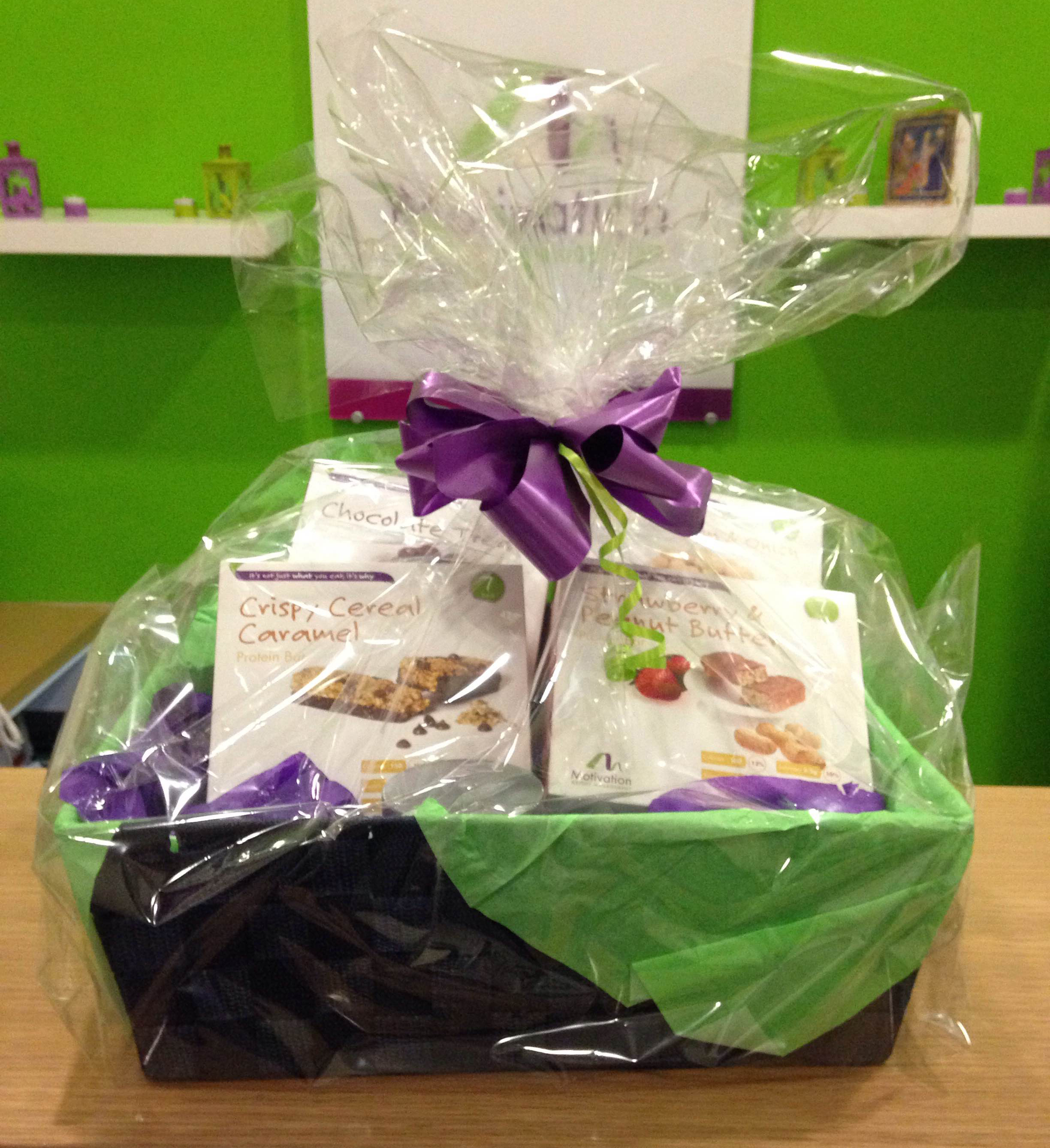 Gift Cards and Build Your Own Hampers Available