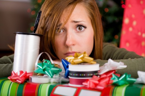 COPING WITH STRESS AT CHRISTMAS