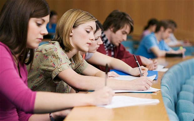 Maintaining a Healthy Mind and Body at Exam Time