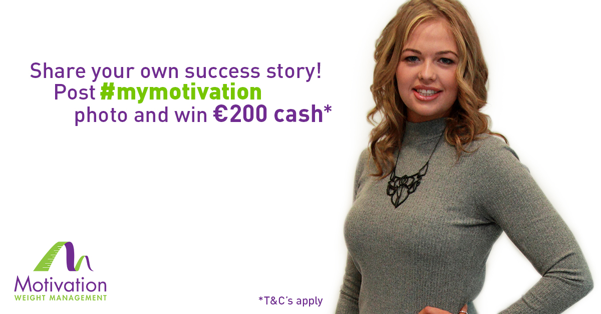 Share your own success story and win with Motivation!