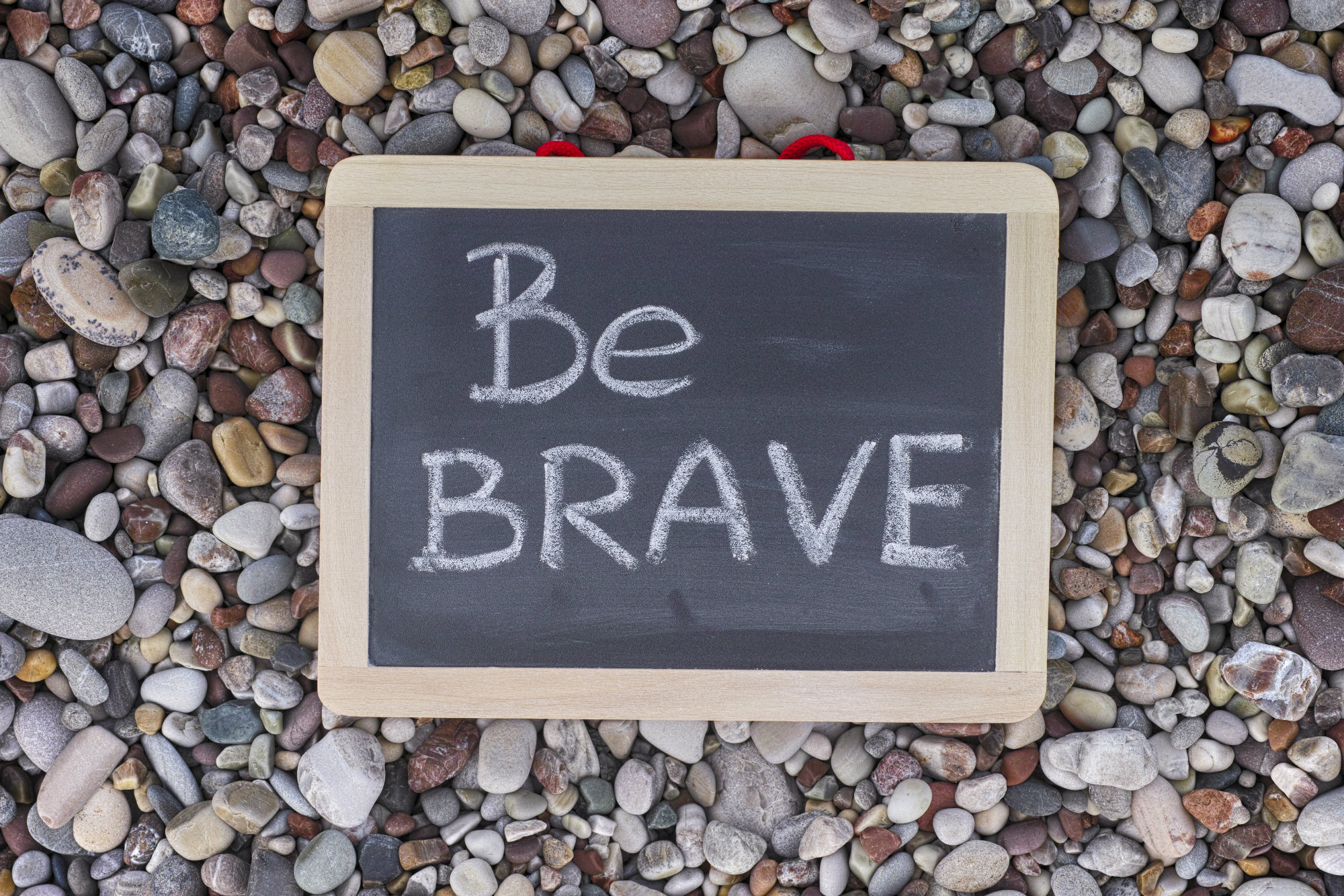 How Being Brave Can Change Your Life [and Your Body]