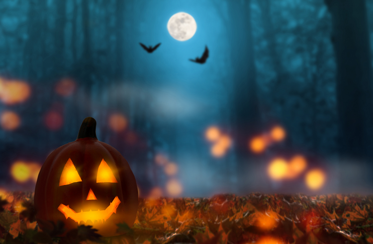 Don't Get Spooked (by Yourself) this Halloween