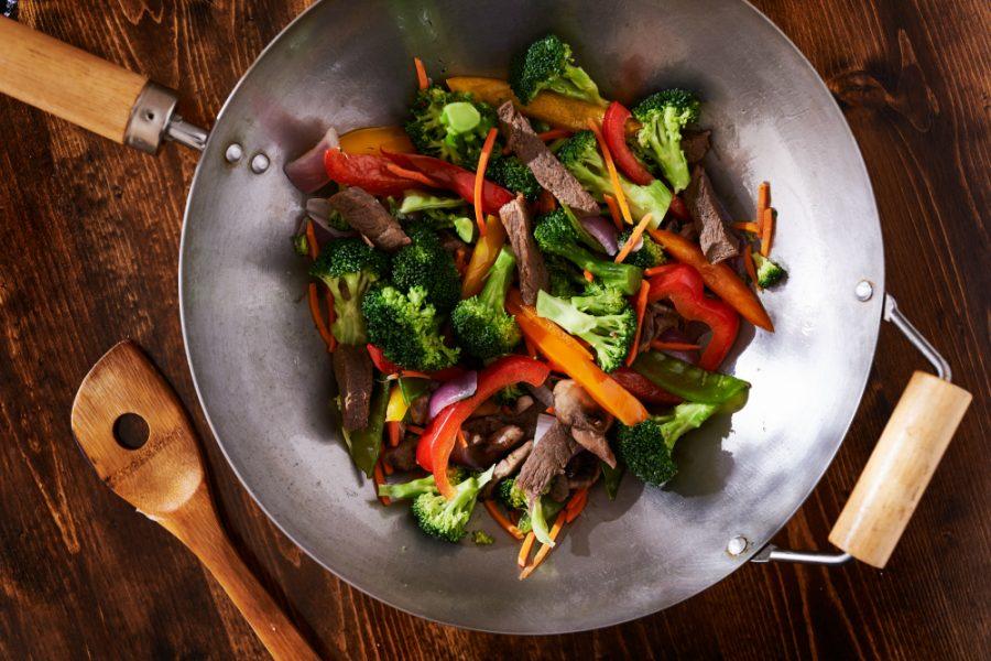 Healthy Stir Fry Sesame Beef