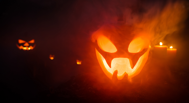 Time To Change – How to Have a Healthy Halloween