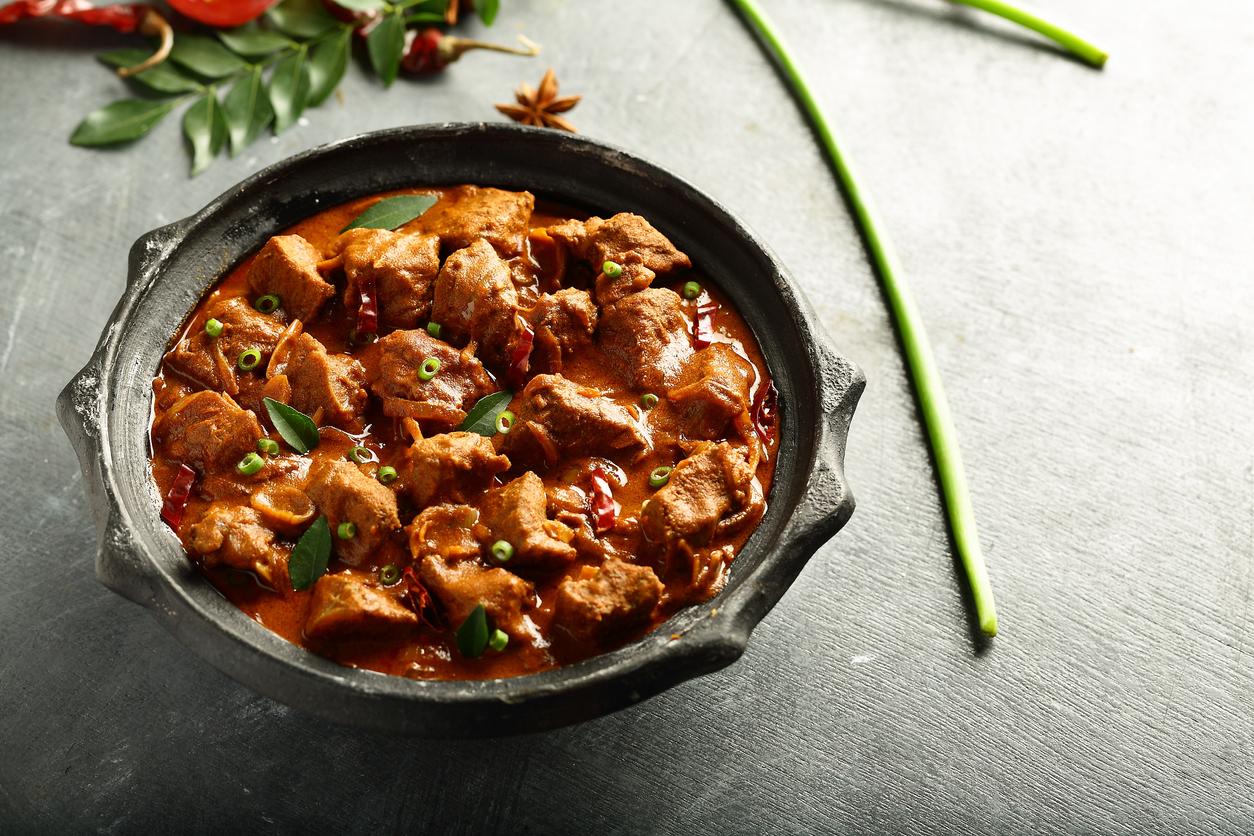 Classic Lamb Curry