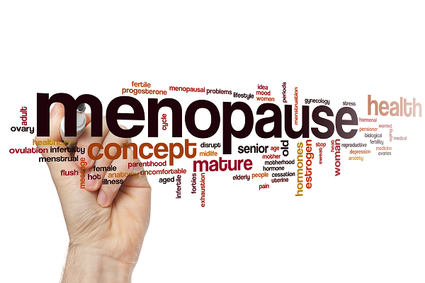Dealing with weight gain during menopause