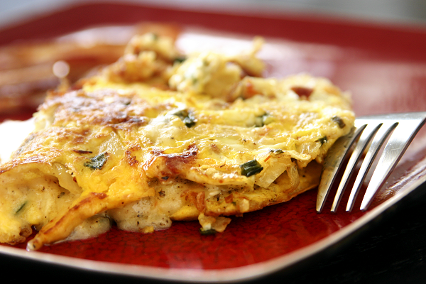 Protein Omelettes