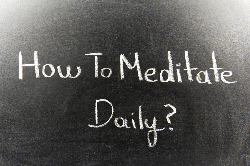 Will meditation help you lose weight?