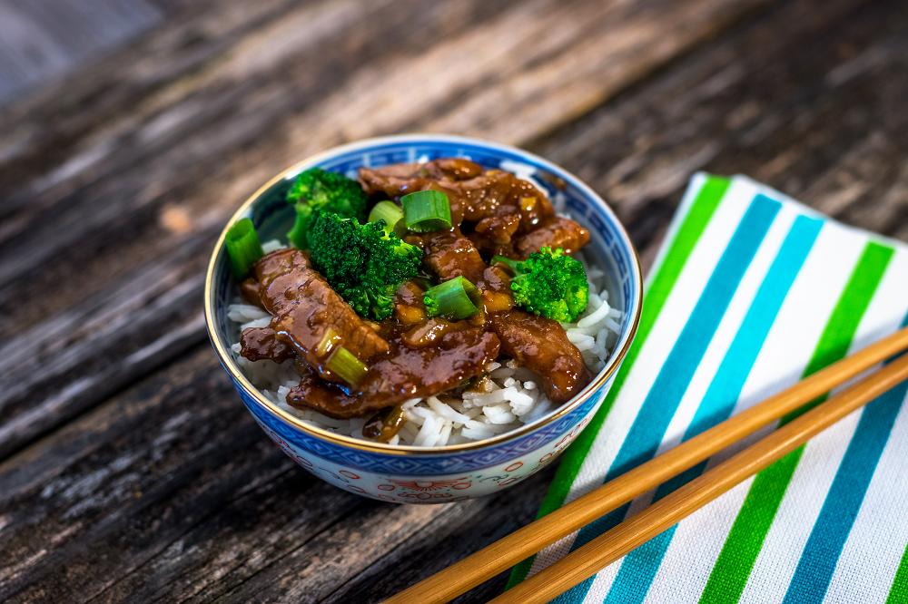 Super Speedy Stir-Fried Beef and Broccoli