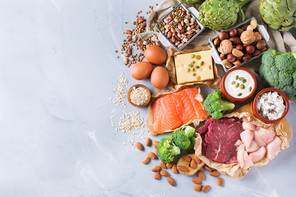 The role of protein in weight reduction