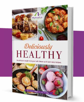Deliciously Healthy Cover Image
