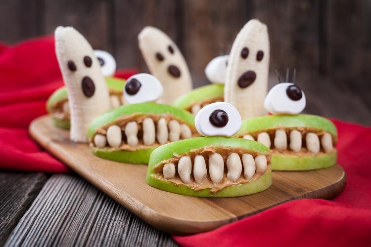How Children Can Enjoy A Healthier Halloween