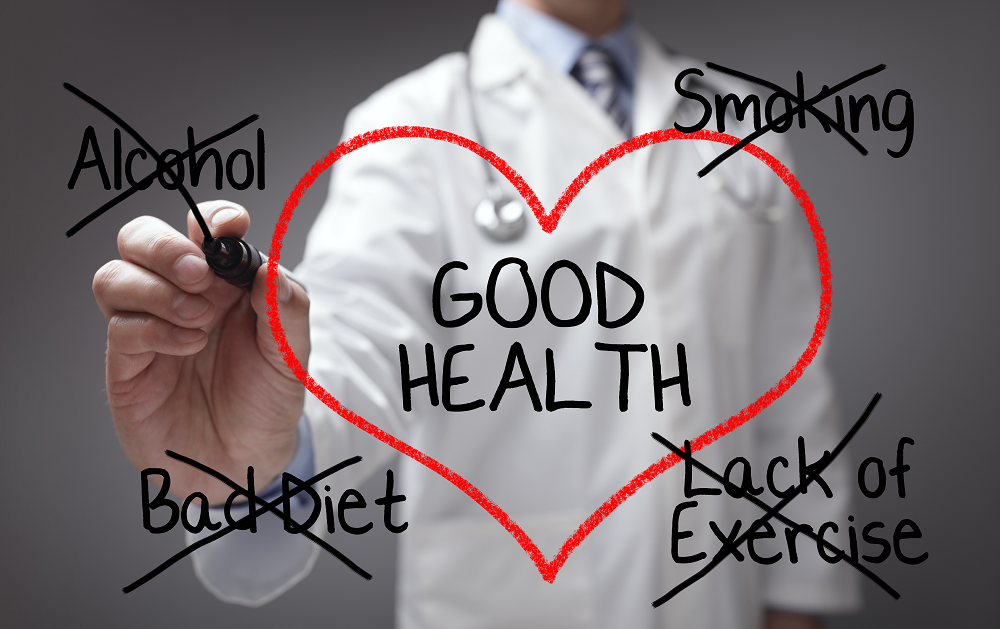 Take Heart With 8 Health Tips that Could Save your Life