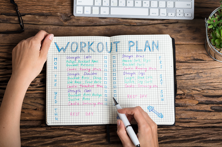 5 Tips to Help you Stay on Track with Exercise