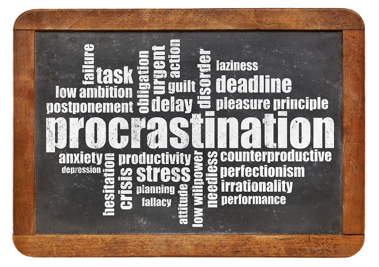 Why do we procrastinate and How to Stop Once and For All