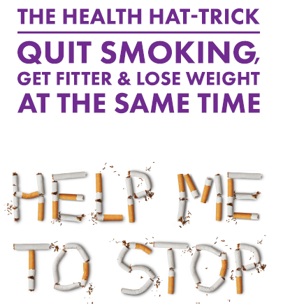 Quit Smoking Now – Get Fitter & Lose Weight At The Same Time