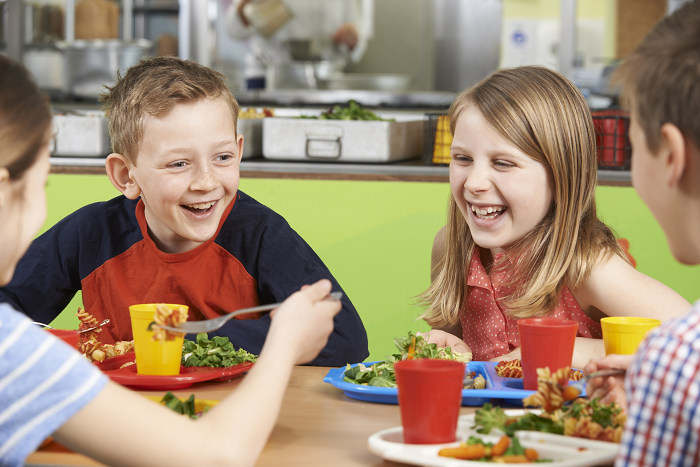 The Importance of Healthier School Meals