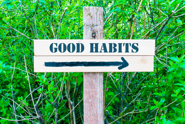 The Power of Good Habits