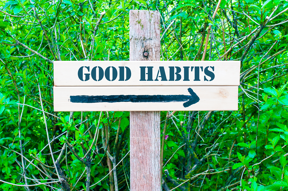 The Power of Good Habits – Stop Smoking, Lose Weight, Get Fitter