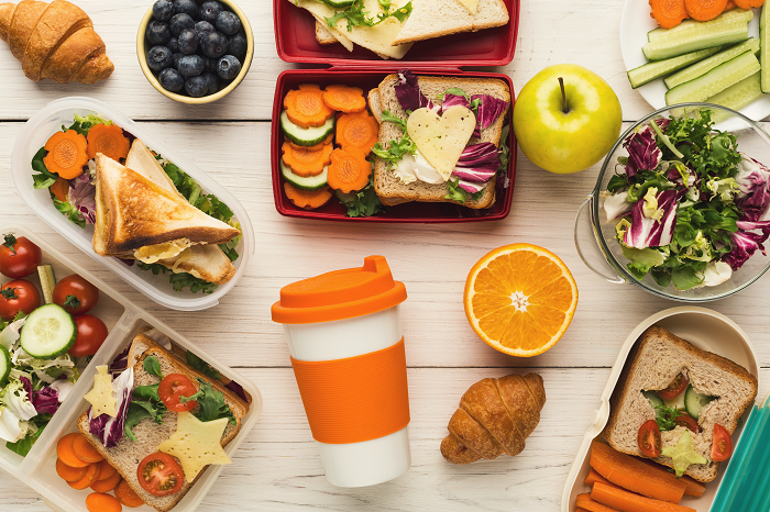 7 Essential Nutrients for your Child's Lunchbox