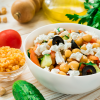 Summer Chickpea Salad Motivation Recipe