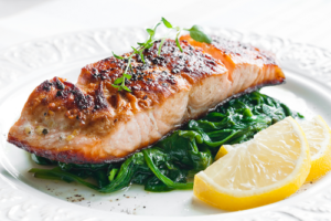 Orange and Ginger Salmon Motivation Recipe Website