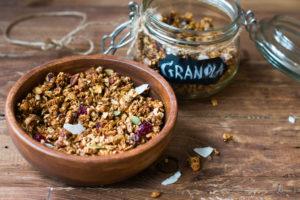 Granola back to school recipe