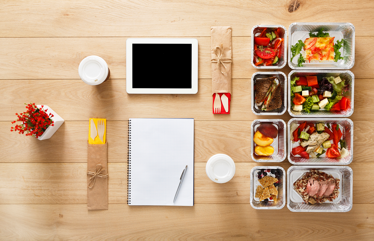 Meal Prepping in Five Easy Steps