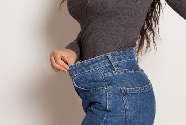 What is the key to maintaining weight loss long-term