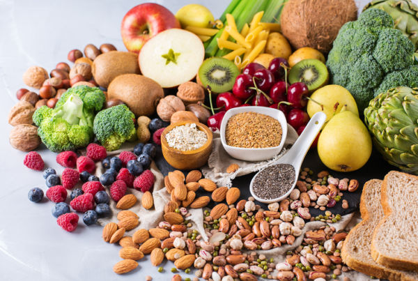 How to get more fibre into your diet