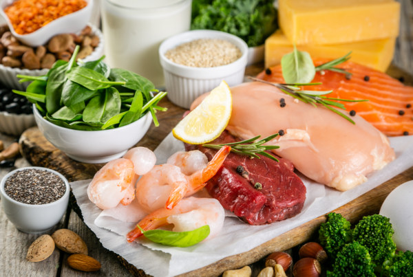 Why You Should Vary Your Protein Sources When Losing Weight