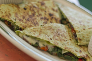Protein Breakfast Quesadilla Motivation Recipe