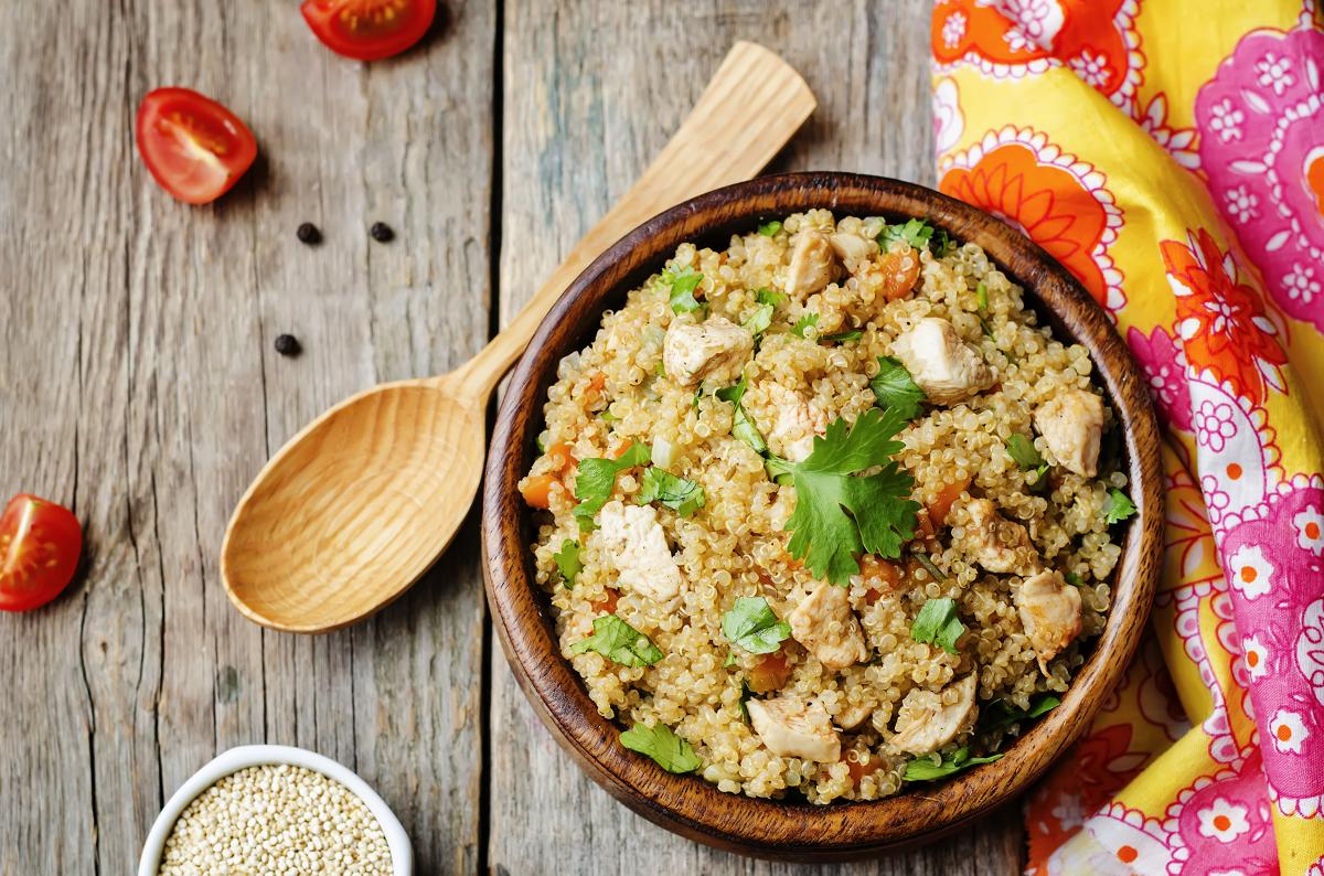 Caprese Salad Inspired Chicken Stew