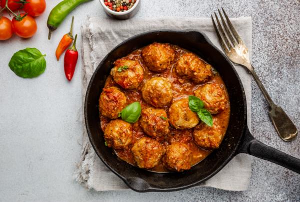 Recipe For Italian Meatballs