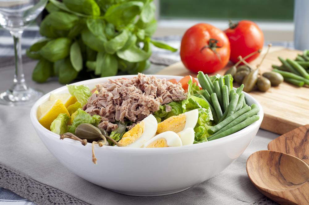 Tuna Nicoise Salad Protein Pots