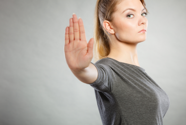 Can Being More Assertive Help You Lose Weight
