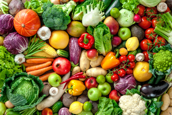 Sustainability and Healthier Eating+4