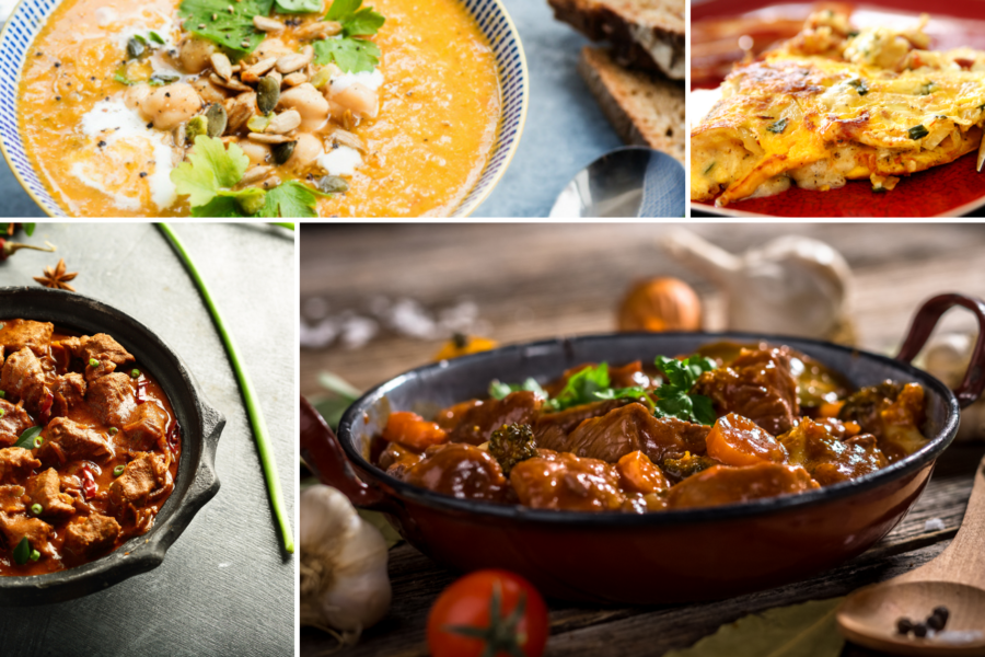 Check out our favourite winter friendly recipes.