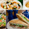Four lunch ideas