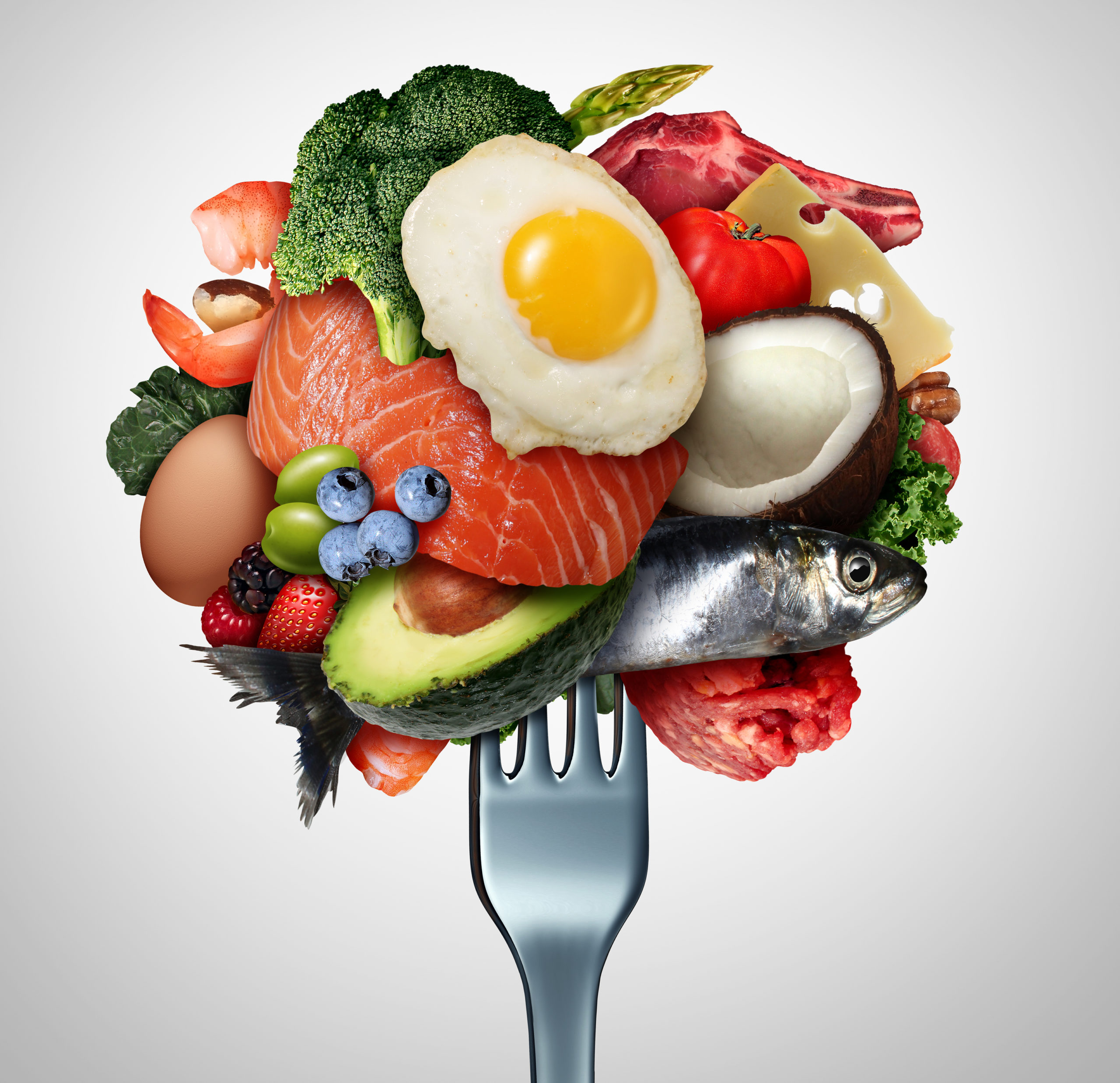 Keto Diet With Protein Is Best For Weight Loss