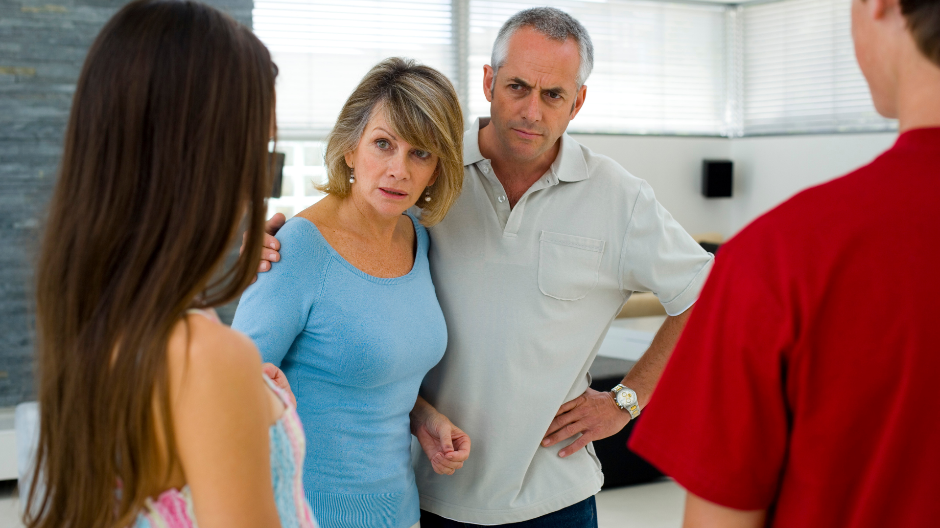 Adolescent Relationships With Parents