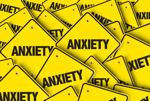 Confusing stress with anxiety
